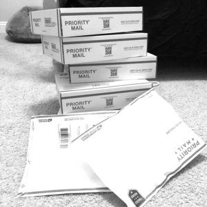 Huge shipment going out tomorrow!!!